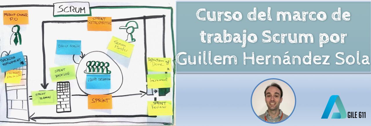 Curso de Scrum por Guillem Hernandez Sola
